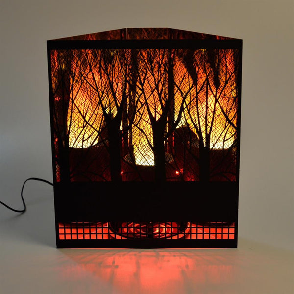 Luxa Firebox Flame (Forest)