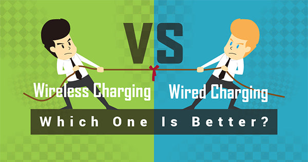 Infographic: Wireless Charging VS Wired Charging: Which One Is Better?