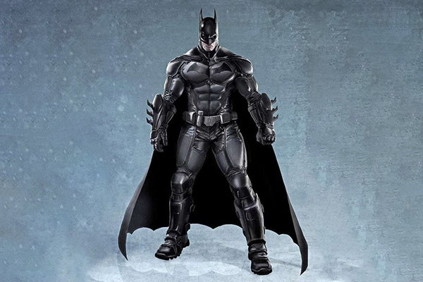 batman outfit made of aramid fiber
