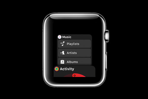 how to close apps you are not using on Apple Watch