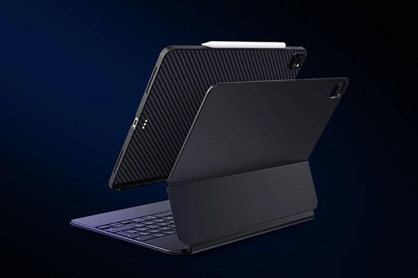 PITAKA magnetic Magic Keyboard compatible iPad Pro case