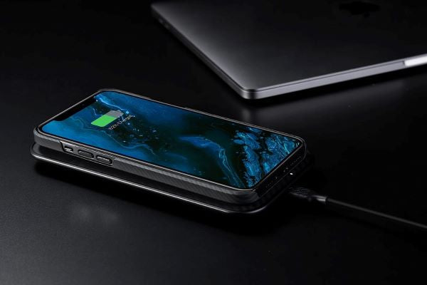 Qi wireless charger for iPhone 12