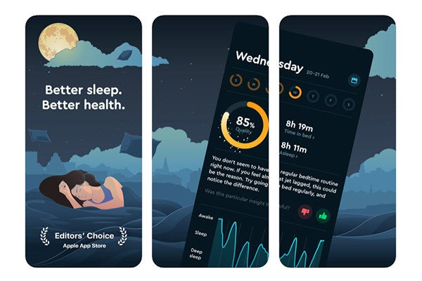 Sleep Cycle iPhone productivity app