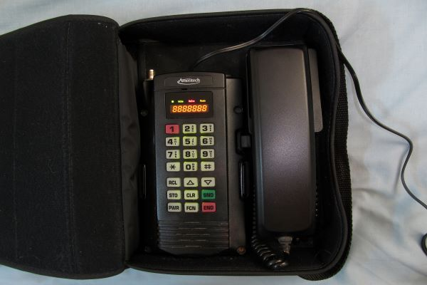 The Motorola Carrying Case