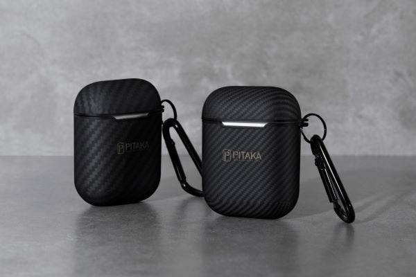 PITAKA Air Pal Mini AirPods Case aramid fiber
