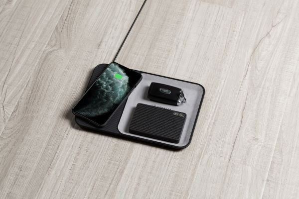 PITAKA Air Tray wireless charger and storage plate