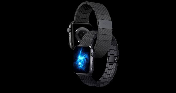 The world's first REAL carbon fiber Apple Watch Band: How did it come to life