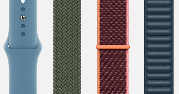 What's the best Apple Watch band material?