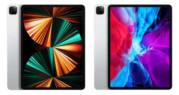 iPad Pro 2020 vs. iPad Pro 2021: What's the difference?