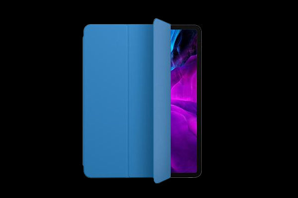 Apple smart cover for iPad is good