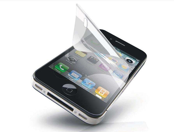 plastic screen protector