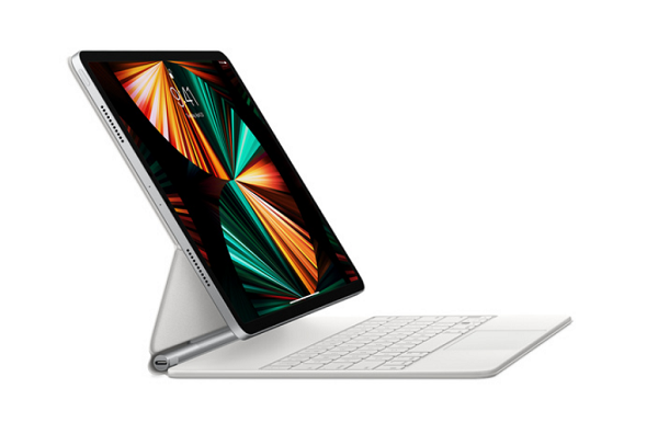 connect the iPad Pro to a physical keyboard to work as a laptop