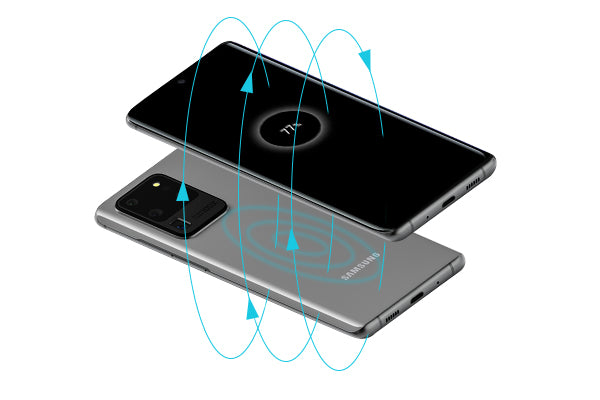 turning your phone into a wireless charging pad reverse wireless charging