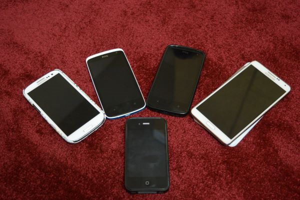 Smartphones are more and more alike since th debut of original iPhone