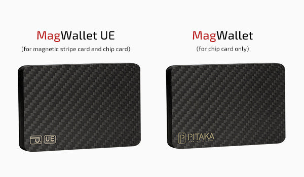 MagWallet and MagWallet UE