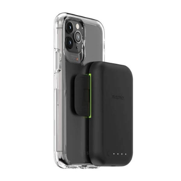 Mophie's magnetic power bank for iPhone 12