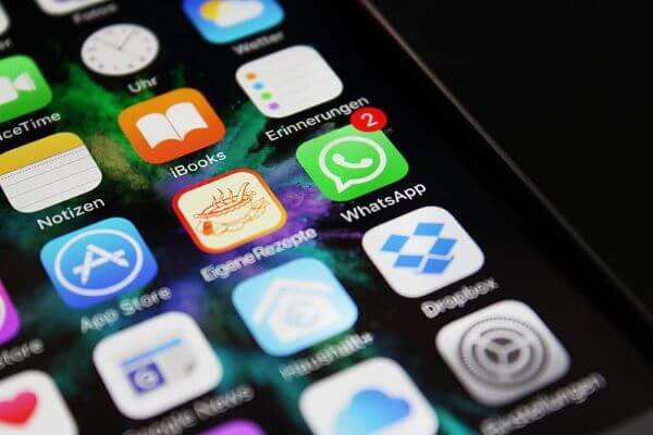 Too many apps running will cause the iPhone overheating