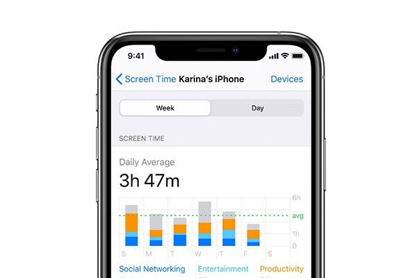 Use Screen Time to better control the way you use your iPhone