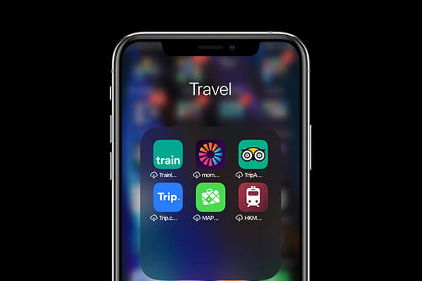 remove offloaded apps for a minimalist iPhone