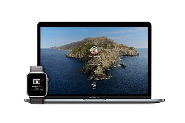unlock your Macbook by using your Apple Watch