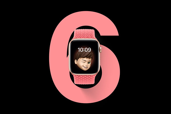 new faces on Apple Watch Series 6