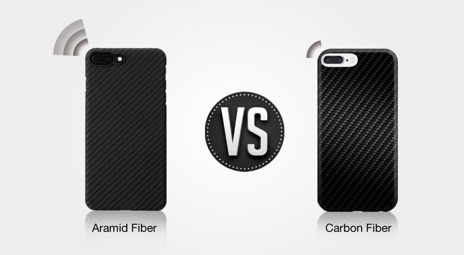 Aramid vs Carbon Fiber