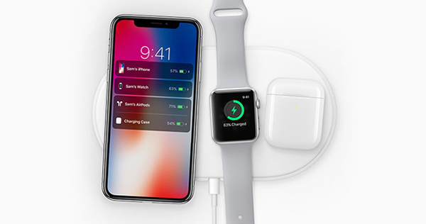 AirPower, multi-device wireless charger