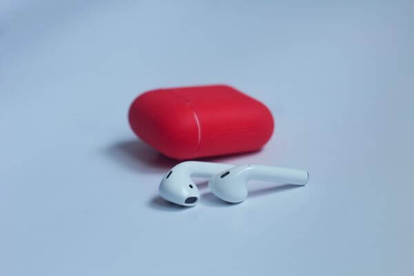 bright-color AirPods case