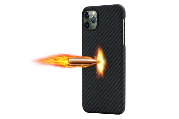 bulletproof PITAKA phone case