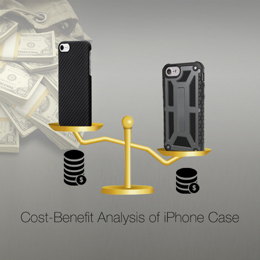 A cost-benefit analysis on exploring the best case for iPhone 7