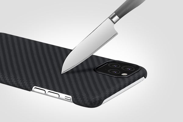 PITAKA phone case resistant to scratch