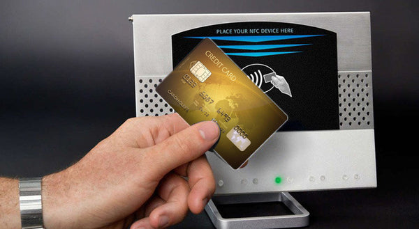 RFID-enabled credit card
