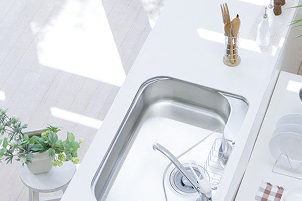 sinks made of composite materials