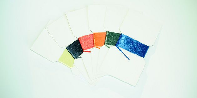 aramid fibers have more colors avaliable now