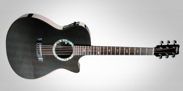 guitar made from carbon fiber materials