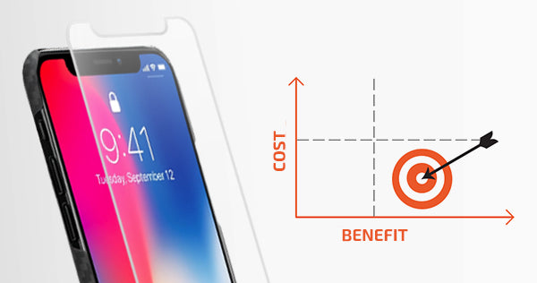 Do you really need a screen protector on your phone? Let's Analyze with Economics!