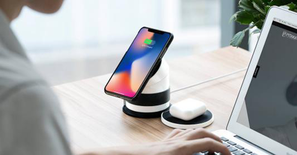 wireless charger MagDock