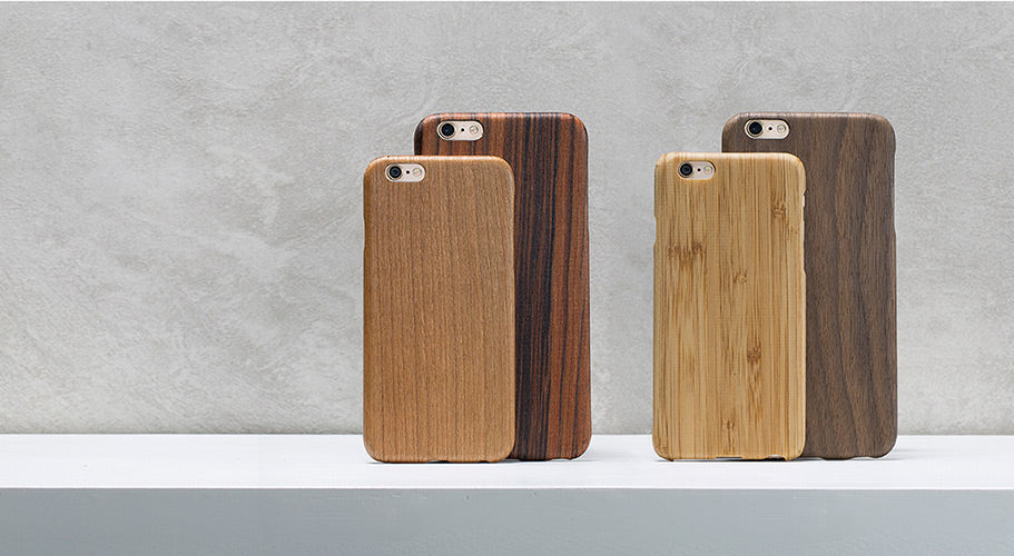 pitaka wood phone case mayber world's lightest, thinnest, and strongest wood phone case