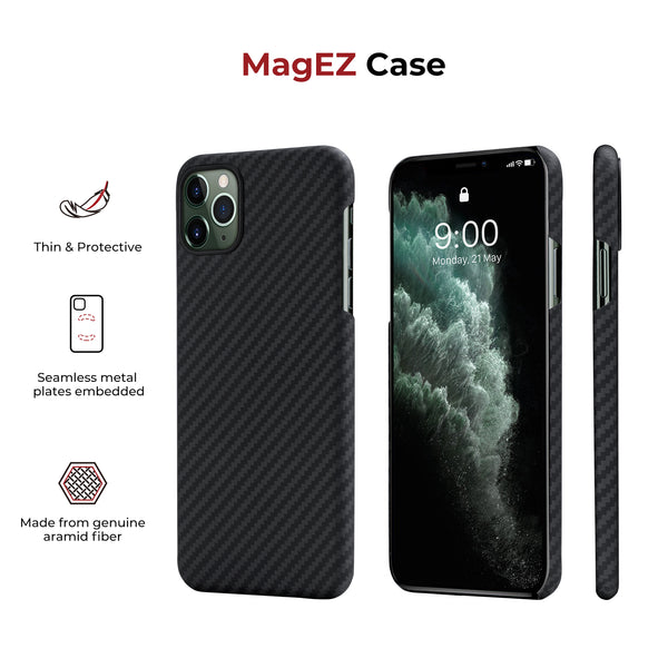 MagEZ Case & In-Car Wireless Charging Kit
