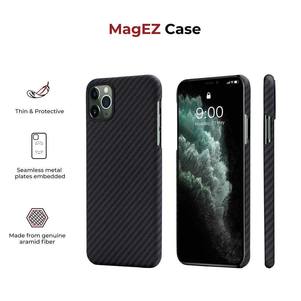 MagEZ Case with In-Car Wireless Charging Kit