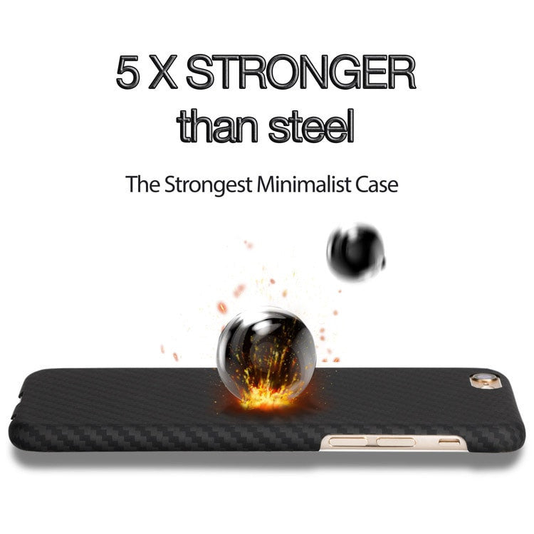 5x stronger than steel case by PITAKA