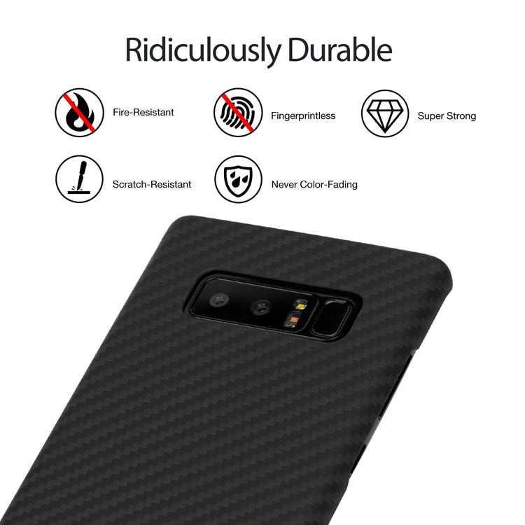 Super durable Anti-Scratch Non-Slippery case for Samsung Galaxy Note8