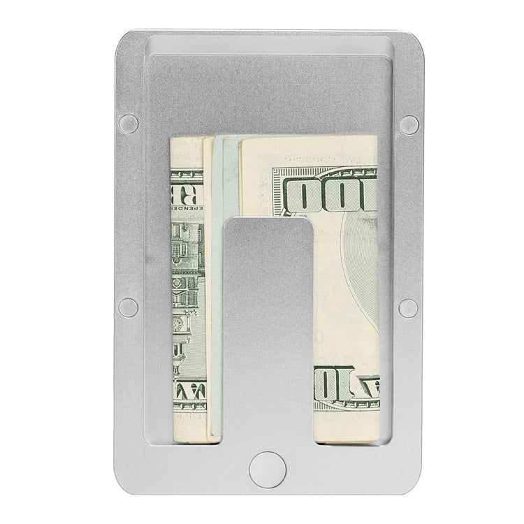 Silver / Money Clip