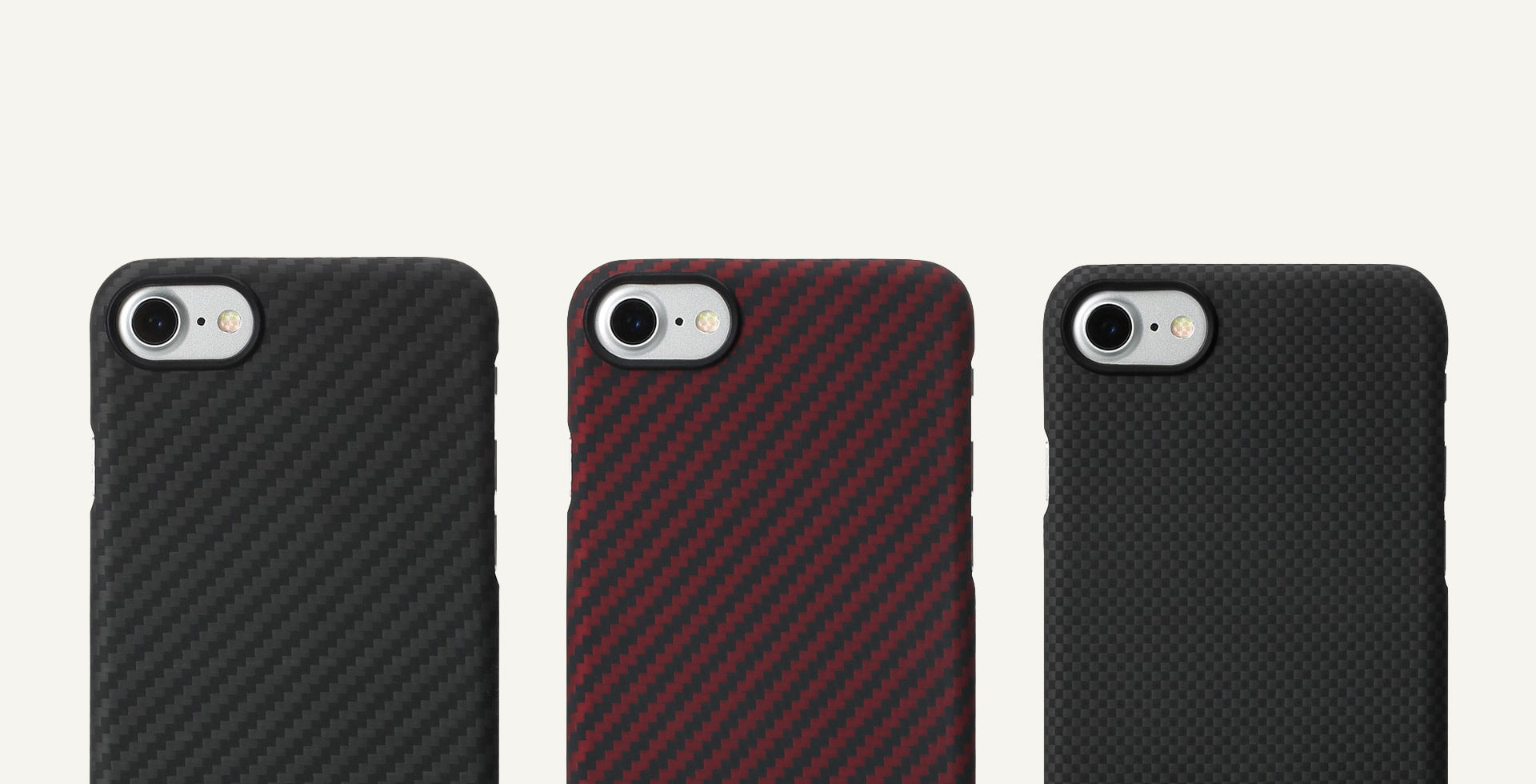 Aramid Fiber Case for iPhone 7