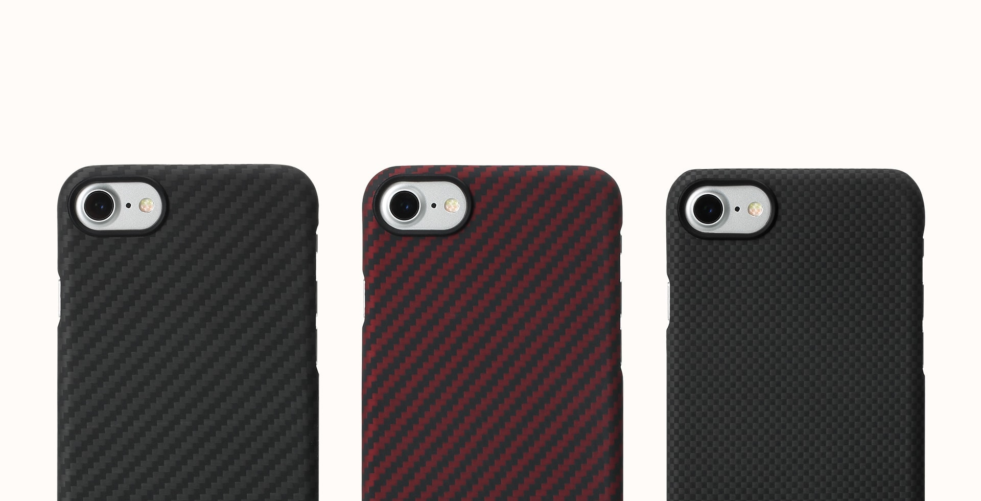 Aramid Fiber Cases for iPhone 7