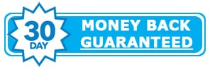 30-Days Money Back Guarantee
