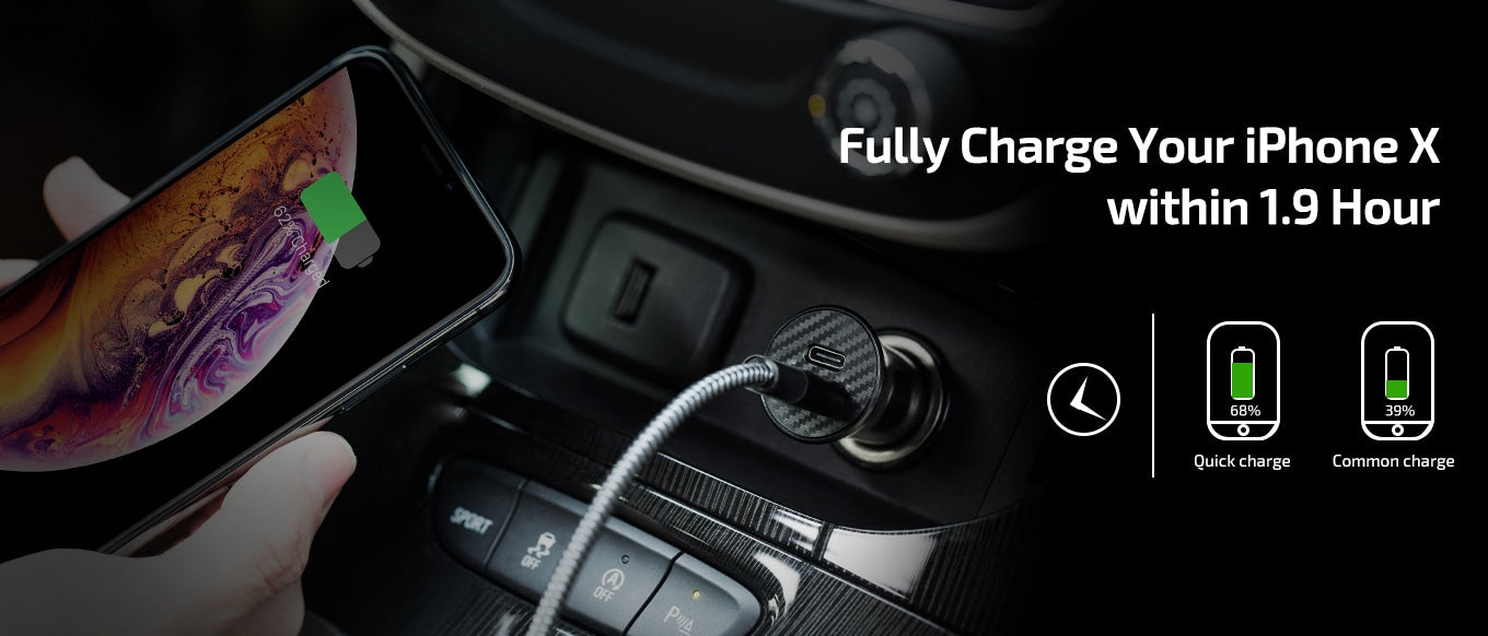 smart car charger adapter