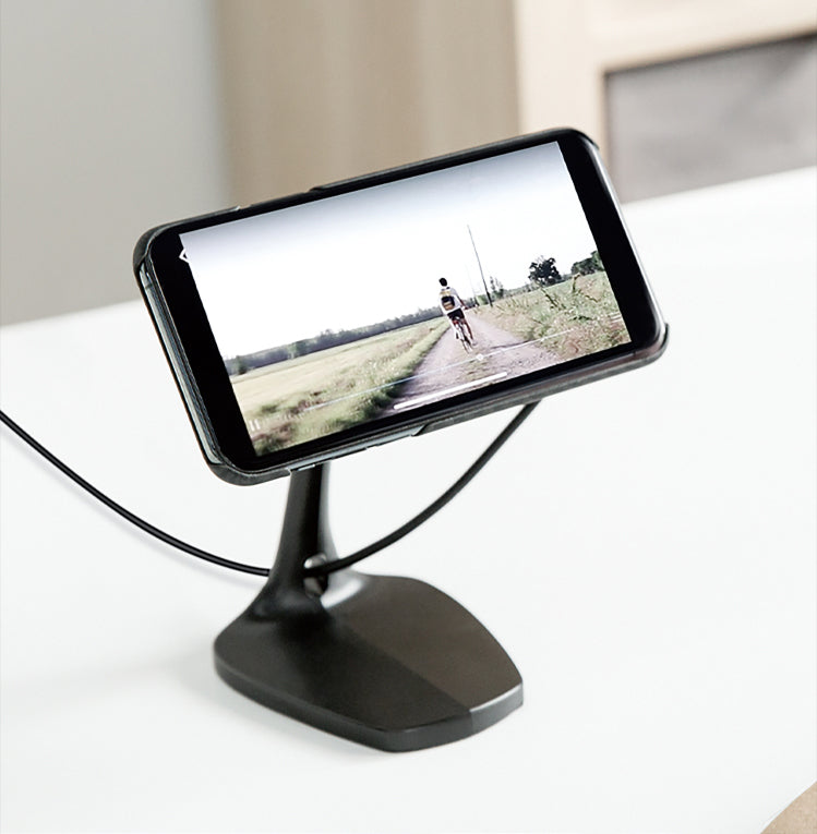 MagEZ Mount Qi Desktop Never Miss out