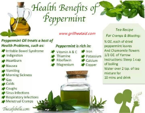 10 Science-Backed Benefits of Peppermint Tea and Extracts