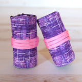 Wrist Wraps Purple and Pink Dimension
